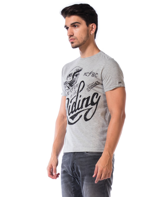 Printed T-Shirt- For Riding