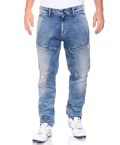 Stylized CNS Biker Denim