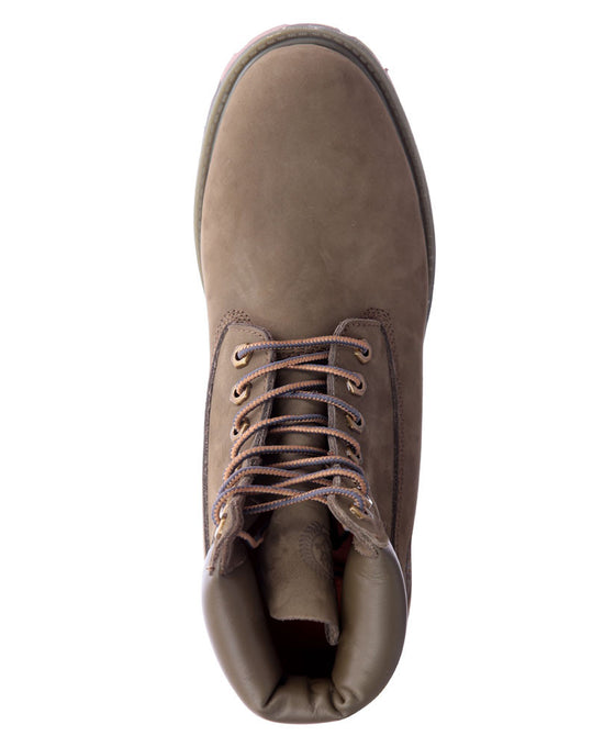 Nubuck Leather Shoe