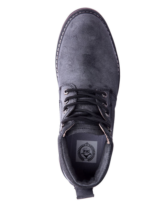 Suede Leather Shoe