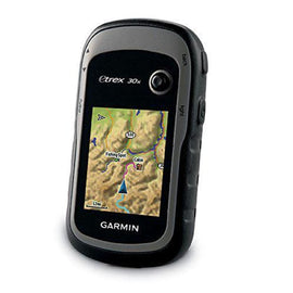Garmin Etrex 30X Gps/ Glonass With Wordwide Basemap 3-Axis Compass Barometric Altimeter - Ghillie Outdoors Hunting & Fishing