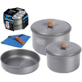 360 DEGREES Furno Large Pot Set