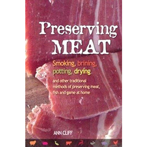 Preserving Meat by Ann Cliff