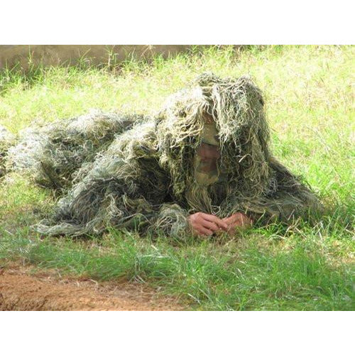 Ghillie Suit Hunting Sniper Paintball Camo Costume - Adult FREE SHIPPING