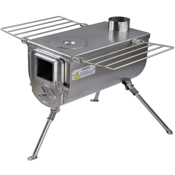 Winnwell Woodlander 1G L-sized Cook Camping Stove - Ghillie Outdoors Hunting & Fishing