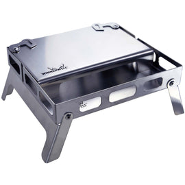 Winnerwell Table-board+Bottom tray Stainless Steel - FREE SHIPPING - Ghillie Outdoors Hunting & Fishing