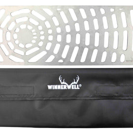 Winnerwell Titanium Spider Grill Plate - Ghillie Outdoors Hunting & Fishing