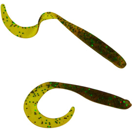 Swimerz 75mm Vibro Tail Baitfish scented, 8 pack