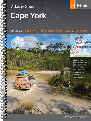 HEMA CAPE YORK ATLAS AND GUIDE 5TH EDITION   *FREE SHIPPING* - Ghillie Outdoors Hunting & Fishing