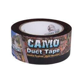 RIVERS EDGE Camo Duct Tape - Ghillie Outdoors Hunting & Fishing