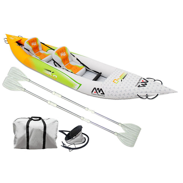 Aqua Marina 2 Person Inflatable Stand-up Paddle Board AQ2 - Ghillie Outdoors Hunting & Fishing