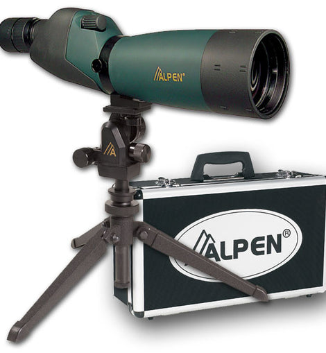 Alpen Spotting Scope 20-60x80 Kit