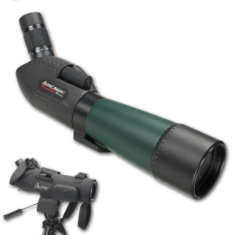 Alpen Rainier EDHD Spotting Scope 20-60x80 Angle **FREE SHIPPING AUST WIDE**