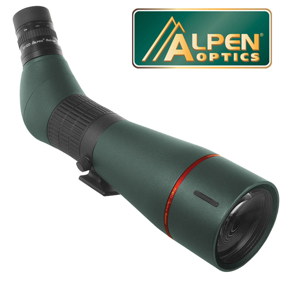 Alpen Rainier EDHD Spotting Scope 20-60x85 **FREE SHIPPING AUST WIDE**