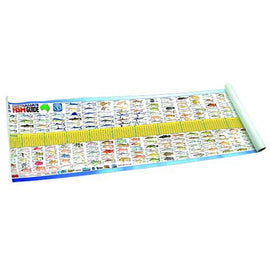AFN Maxi Fish Mat with Australian Fish Guide