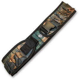 Camo Cartridge Belt 12g - Holds 26 Cartridges - Ghillie Outdoors Hunting & Fishing