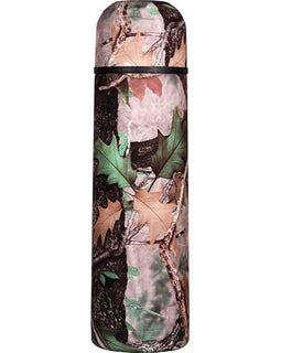 Rivers Edge Camo Vacuum Flask