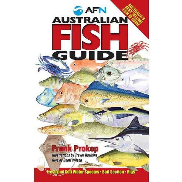 AFN Australian Fish Guide - Ghillie Outdoors Hunting & Fishing
