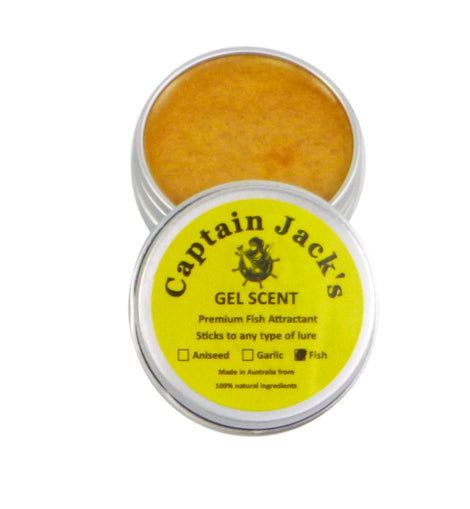 Captain Jack's Gel Scent - Fish
