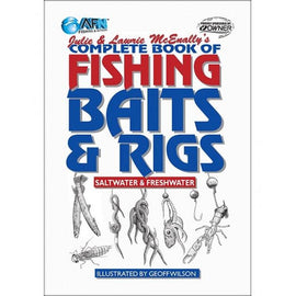 Fishing Baits & Rigs by Julie & Laurie McEnally AFN - Ghillie Outdoors Hunting & Fishing