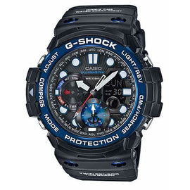 CASIO G-SHOCK GULFMASTER TWIN SENSOR GN1000B-1A - Ghillie Outdoors Hunting & Fishing