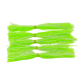 Dekoi Chatterbait Skirts, Green Flash, 5 pack - Ghillie Outdoors Hunting & Fishing