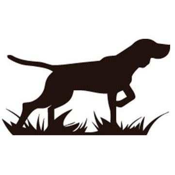 Pointer dog Vinyl Decal **FREE SHIPPING**