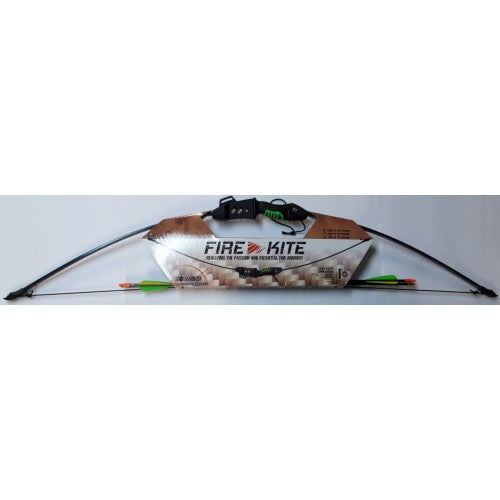 Hori-Zone Fire Kite Recurve Kit For Kids / Children *Shipping Included* - Ghillie Outdoors Hunting & Fishing
