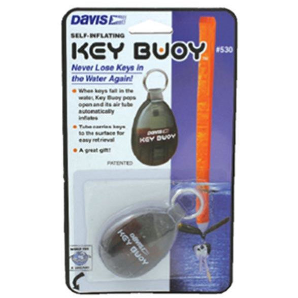 Key Buoy Automatic Key Flotation Device