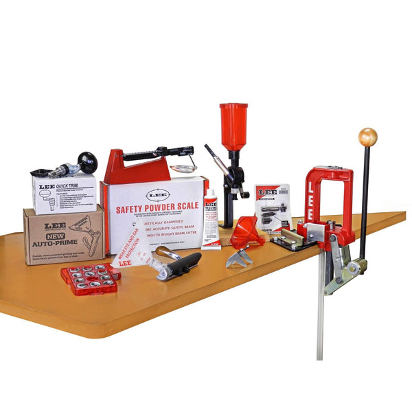 Lee Breech Lock Challenger Reloading Kit 90030 FREE SHIPPING - Ghillie Outdoors Hunting & Fishing