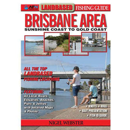 AFN Land Based Fishing Guide - BRISBANE AREA - Ghillie Outdoors Hunting & Fishing