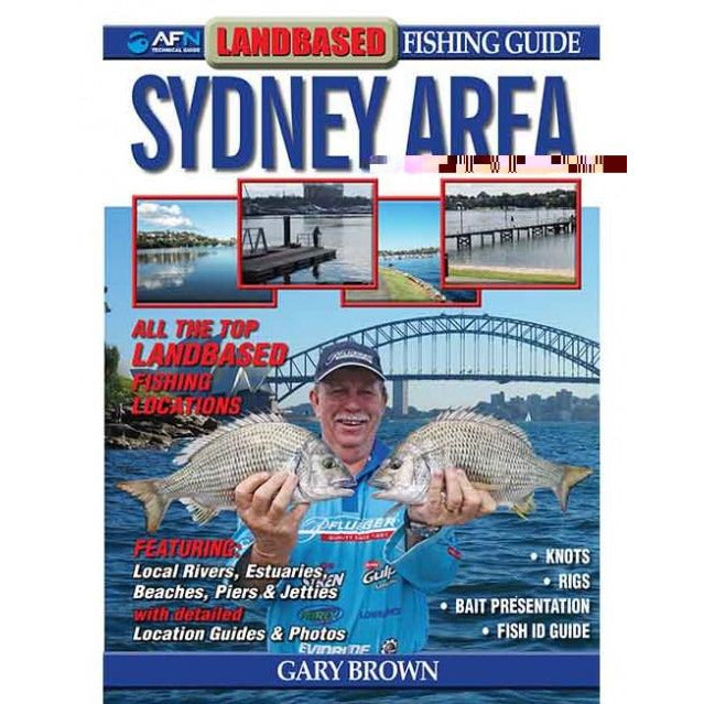 AFN Land Based Fishing Guide - SYDNEY AREA