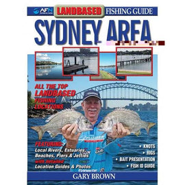 AFN Land Based Fishing Guide - SYDNEY AREA - Ghillie Outdoors Hunting & Fishing