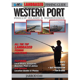 AFN Land Based Fishing Guide - WESTERN PORT VICTORIA - Ghillie Outdoors Hunting & Fishing