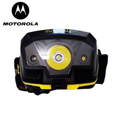 Motorola Auto Light Adjusting Headlamp 3xAAA - Free Shipping