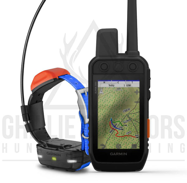 Garmin Alpha 200i / T5 Mini Tracking Collar Combo - Ghillie Outdoors Hunting & Fishing