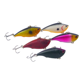 Excaliber Lipless Crankbait Opaque Red - Ghillie Outdoors Hunting & Fishing