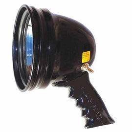 Powa Beam 145mm QH 100W Hand Held Spotlight - Fixed Focus - Ghillie Outdoors Hunting & Fishing