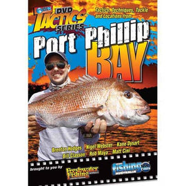 AFN PORT PHILLIP BAY TACTICS FISHING DVD *FREE SHIPPING* - Ghillie Outdoors Hunting & Fishing