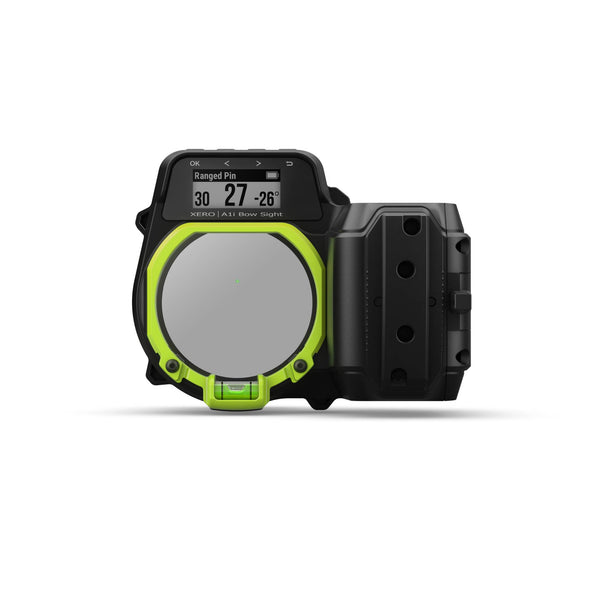 Garmin Xero A1i Auto-Ranging Digital Bow Sight with Dual-Colour LED Pins - Ghillie Outdoors Hunting & Fishing