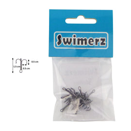 Swimerz  Striker Trebles Size 10 Black Nickel, 14 pack - Ghillie Outdoors Hunting & Fishing
