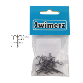 Swimerz  Striker Trebles Size 6 Black Nickel, 14 pack - Ghillie Outdoors Hunting & Fishing