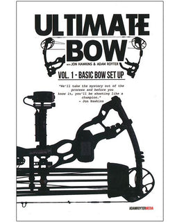 ULTIMATE BOW VOL 1 - BASIC BOW SET UP DVD HOW TO GUIDE *FREE SHIPPING* - Ghillie Outdoors Hunting & Fishing