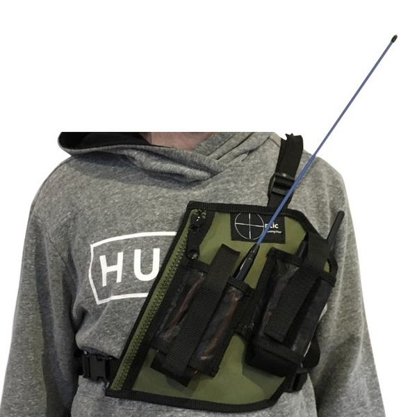 Optic Hunting Gear UHF / Tracker / Phone Holster *Free Shipping* - Ghillie Outdoors Hunting & Fishing
