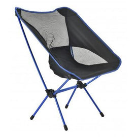 Butterfly Folding Camping Chair - Ridiculously Compact Ultralight 600gms