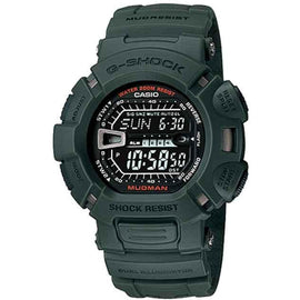 G-SHOCK MUDMAN GREEN BAND G9000-3