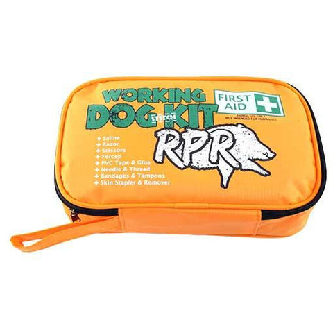 RPR WORKING DOG FIRST AID KIT **FREE SHIPPING AUST WIDE**