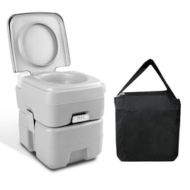 Weisshorn 20L Portable Outdoor Camping Toilet with Carry Bag T-FC - Ghillie Outdoors Hunting & Fishing
