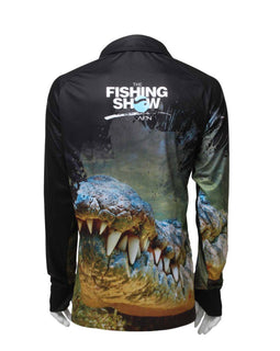 AFN Solar Fishing Shirt - Croc FREE SHIPPING - Ghillie Outdoors Hunting & Fishing