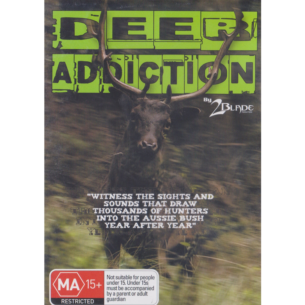 DEER ADDICTION VOLUME 1 - FREE SHIPPING AUST WIDE